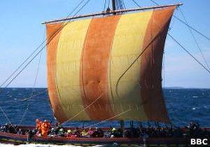 Археология - новости науки: На старинном корабле нашли  солнечный камень  викингов