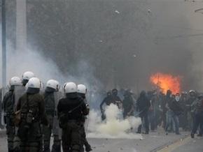 В Греции ожидаются новые акции протеста
