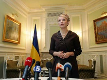 Ведомости: Тимошенко не пускают в Москву