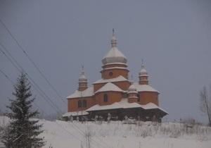 Погода: Морозы постепенно отпускают Украину