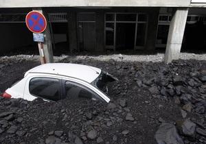 Фотогалерея: Остров наводнения. Мадейра во власти стихии