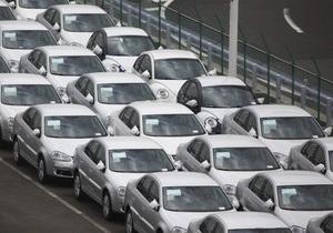 Продажи автомобилей в Китае выросли на 72%