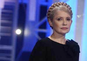 Сегодня Тимошенко выступит на премьере ток-шоу директора ТВi