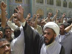 Жители Багдада провели митинг с требованием наладить снабжение домов электричеством