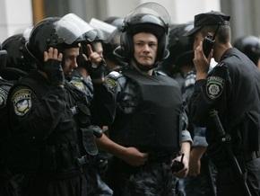 В Киеве на нелегальной дискотеке задержаны десятки человек