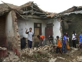 Жертвами землетрясения в Индонезии стали 32 человека