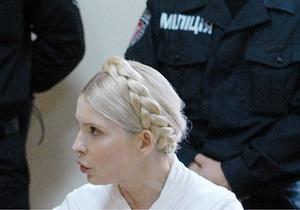 Прокурор просит арестовать Тимошенко