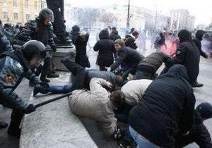 Скончался один из пострадавших во время беспорядков на Манежной площади