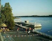 На Дунае перевернулись две баржи с рудой