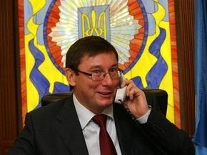 Луценко вернулся на работу