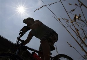 погода в Украине - Гидрометцентр: В ближайшие дни в Украине будет тепло, дожди пройдут лишь на Левобережье