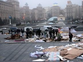 СБУ задержала водителей автобусов, подвозивших участников разгрома на Майдане