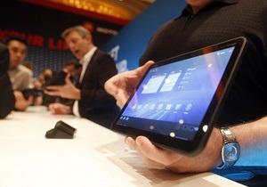 Motorola представила собственный планшетный компьютер