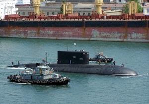 НГ: Подлодки в Севастополь пока не придут
