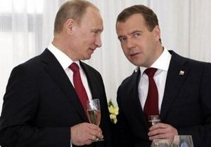 Вместо Путина на саммит Большой восьмерки поедет Медведев