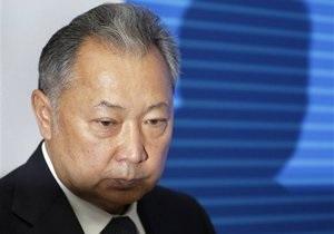 В Кыргызстане посчитали ущерб от деятельности семьи Бакиева