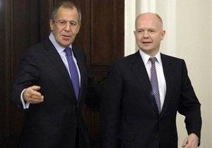 Британия отказалась сотрудничать с российскими спецслужбами