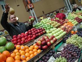 В Киеве пройдут три продуктовые ярмарки