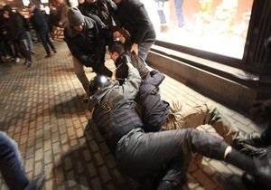 МВД РФ: За участие в митингах задержаны 60 человек