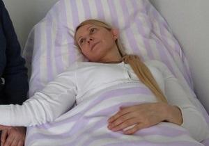 Власенко: Врачи не рекомендуют Тимошенко принимать участие в суде 10 июля