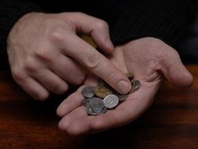 Эксперты: в 2009 году реальные доходы украинцев снизятся на 40%