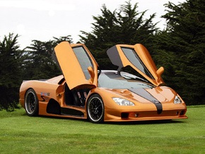 В Британии создают авто, которое побьет мировой рекорд скорости