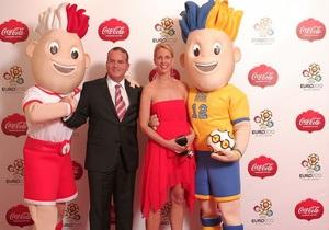 Официальный партнер УЕФА ЕВРО 2012 презентовал свою маркетинговую концепцию к чемпионату