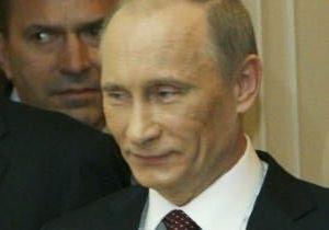 Пресс-служба Путина опровергла информацию о синяке под его глазом