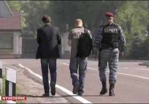 На датском телевидении показали сюжет о резиденции Януковича