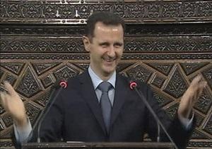 Президент Сирии объявил в стране всеобщую амнистию