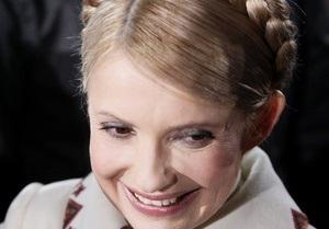 Тимошенко встретит Новый год на Майдане