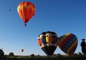 Помолвка на воздушном шаре едва не стоила влюбленной паре жизни