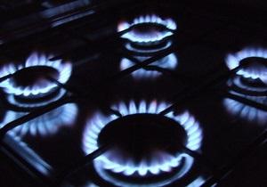 За последний месяц осени Украина потратила на российский газ на 15% меньше