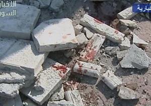 В центре Дамаска прогремел мощный взрыв: есть жертвы