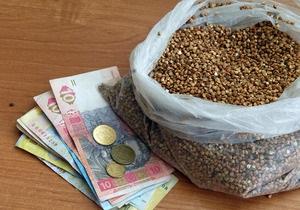 Минагрополитики прогнозирует в Украине рекордный урожай гречки