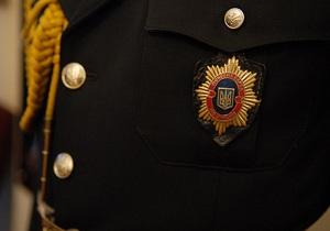 В Львове во время получения взятки задержали офицера