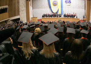 Корреспондент: В Украине выросло потерянное поколение выпускников вузов