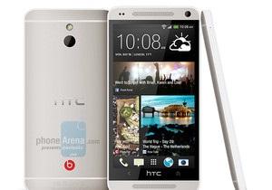 HTC M4. В продаже скоро появится уменьшенная версия HTC One