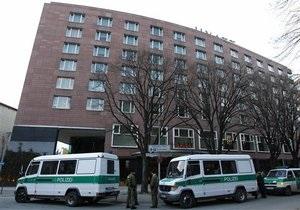 В Берлине за ночь сожгли девять автомобилей