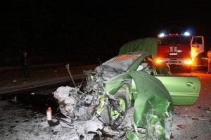 ДТП в Севастополе: два человека погибли, трое госпитализированы