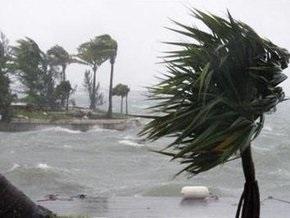 На побережье Кубы обрушился ураган Палома