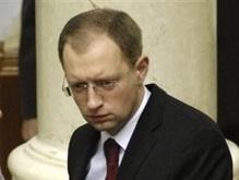 Яценюк заявляет о существовании сценария  по проведению досрочных парламентских выборов