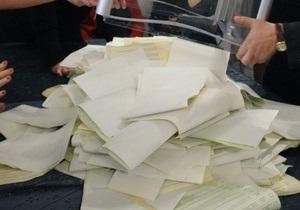 Окружком №94 признал победителем выборов Засуху, отменив результаты голосования на 27 участках - оппозиция