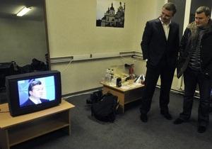 На политических ток-шоу обсудят год президентства Януковича