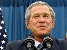 Буш рад сотрудничать с Медведевым