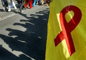 ООН: В Украине эпидемия ВИЧ/СПИДа достигла самых опасных в Европе масштабов