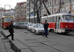 В киевских трамваях внедряют новую систему оплаты за проезд