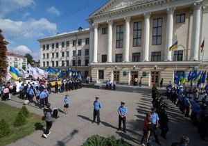 Русский язык получил статус регионального в Запорожье