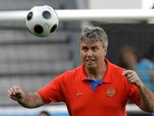 Евро-2008: Хиддинк предпочел бы Испании Италию