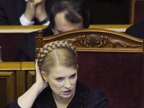 В Нашей Украине подозревают, что Тимошенко бережет кресла министров для регионалов
